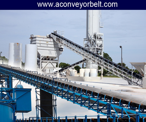 Conveyor Belts For Cement Industry