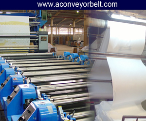 Belt Conveyors For Textile Industry, Belts For Textile Industry, Exporter