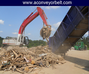 Conveyor Belt For Recycling Industry Exporter, Recycling Conveyor Belt Manufacturers India