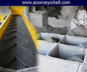 Conveyor Belt In Cement Industry