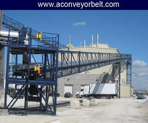 Conveyor Belt For Fertilizer Industry Ahmedabad, Belts For Conveying In Fertilizer Industry, Gujarat