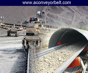 Conveyor Belts Used In Cement Plant